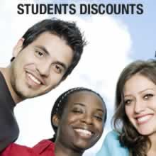 Special Discounts for Students and Staff