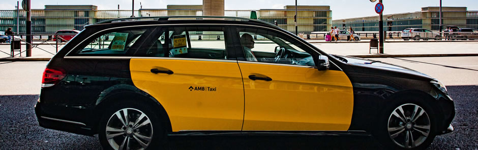 Book A Taxi In Barcelona Barcelona Airport Transfers