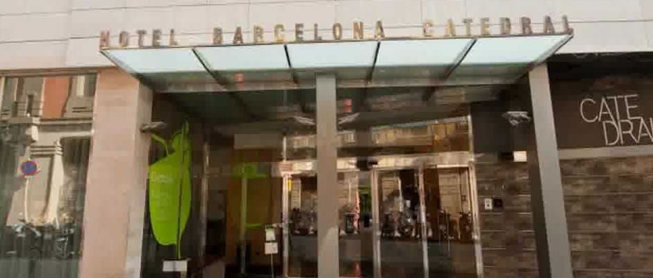 Transfers from Barcelona Airport to Hotel Barcelona Catedral