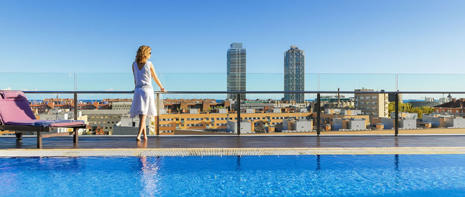 Transfers from Barcelona Airport to Hotel H10 Marina Barcelona