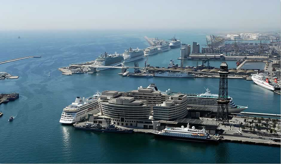 Barcelona cruise port transfers barcelona airport to cruise port barcelona cruise terminal private transfers from airport or hotel to port m4hsunfo
