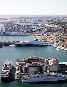 Barcelona cruise port transportation